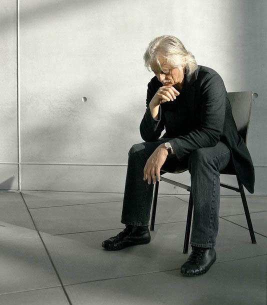Manfred Eicher (Foto Marek Vogel)