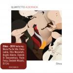 """Quartetto Alborada – """"Ethos"""" - Tuk Music   8034135080110"""