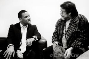 Gonzalo Rubalcaba e Gerlando Gatto (foto di Daniela Crevena)