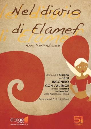 Nel diario di Elamef