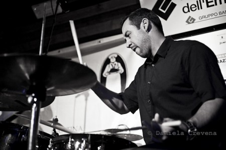 Antonio Sanchez (foto Daniela Crevena)