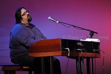 Joey De Francesco (foto Daniela Crevena)