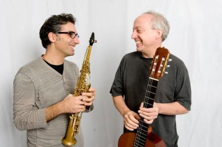 Felice Clemente e Javier Perez Forte