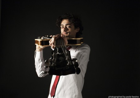 Francesco Diodati (foto Paola Favoino)