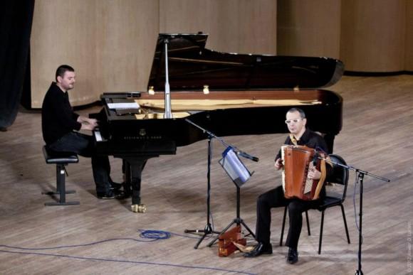 2012_Duo alla Gnessin Accademy di Mosca