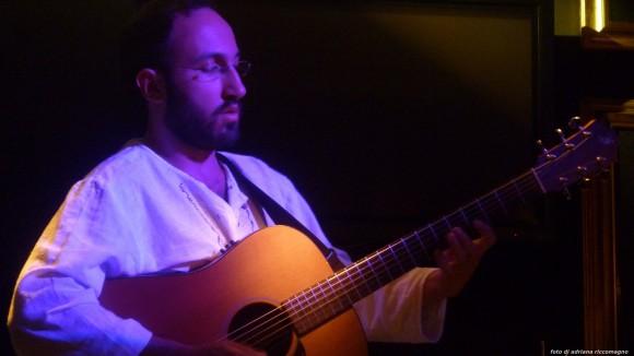 Filippo Cosentino (foto Adriana Riccomagno)