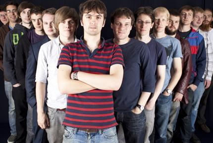 Dublino beats and pieces big band (tratta dal sito  ufficiale di 12points)