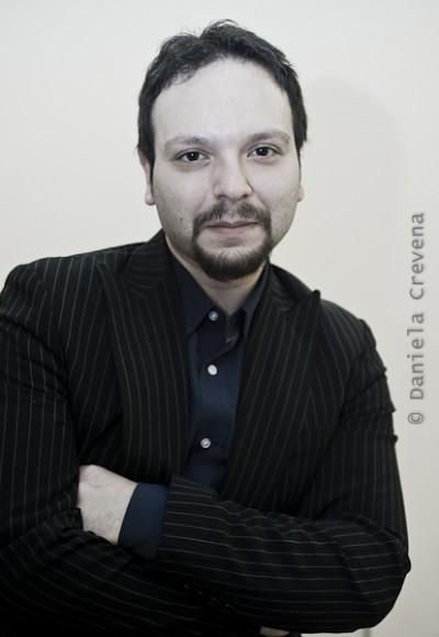 Daniele Pozzovio (foto Daniela Crevena)