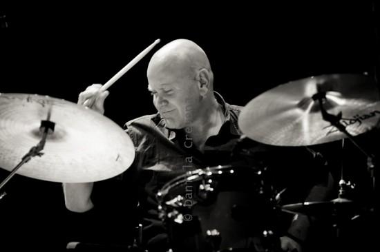 Roberto Gatto (foto Daniela Crevena)