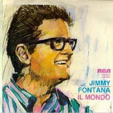 Jimmy Fontana il mondo