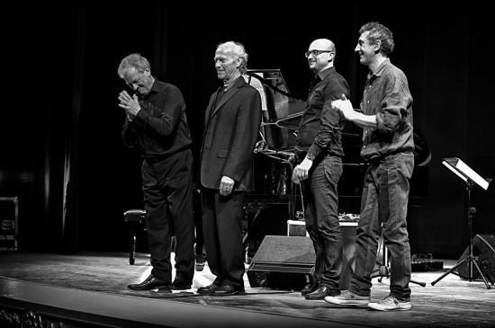 Pierluigi Balducci Quartet (foto COOPERATIVA SJOT ALIVE - Lecce)