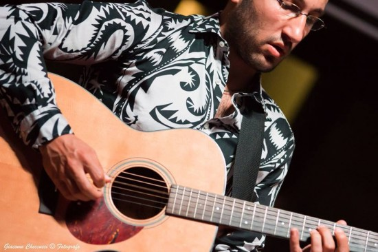 Filippo Cosentino guitar