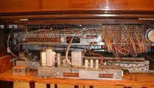 Hammond e organo liturgico prima parte, con immagini