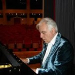 Giorgio Gaslini al piano