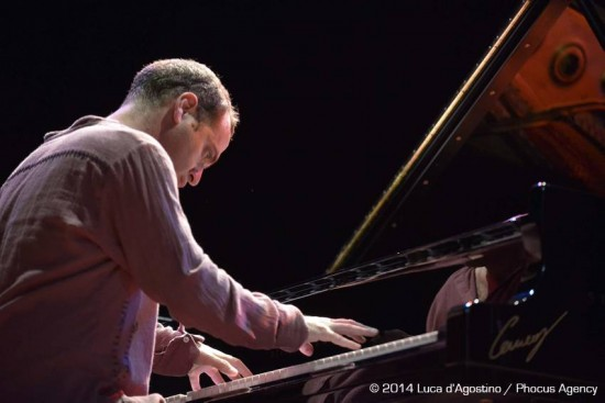 Dario Carnovale Emersion Quartet