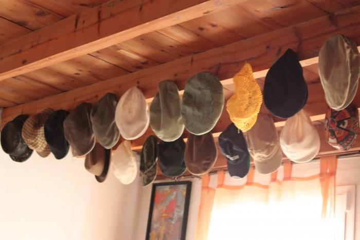 Stanza dei cappelli
