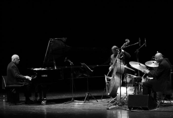 Steve Kuhn trio 2