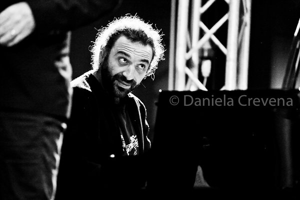 Stefano Bollani - ©foto Daniela Crevena