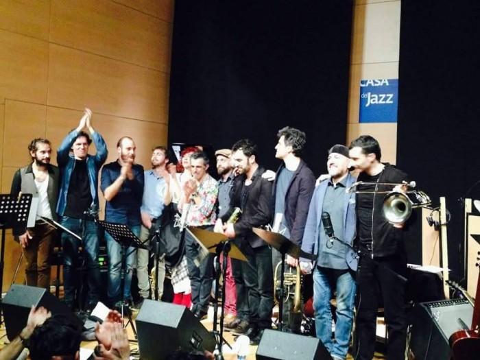Fresu alla Casa del Jazz