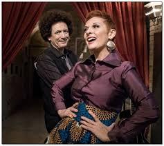 Paul Ricci e Mafalda Minnozzi