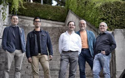 Alberto Giraldi 4tet guest Fulvio Sigurtà alla Casa del Jazz
