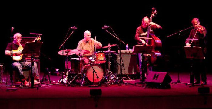 Abercrombie Quartet