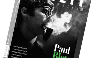 Tutto Paul Bley  nel nuovo numero di JAZZiT