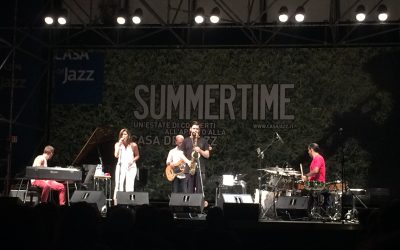 Antonio Sanchez ed Migration al Summertime 2016