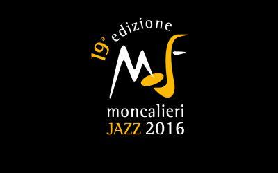 Il Moncalieri Jazz Festival 2016 arrivato alla 19′ edizione
