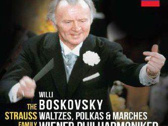 Vino, donne e canto: Willi Boskovsky interpreta gli Strauss