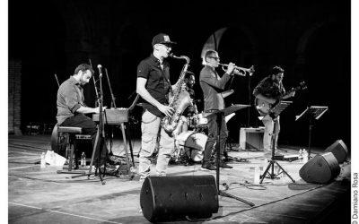 CivitaFestival e il Jazz: Blue Moka feat. Fabrizio Bosso