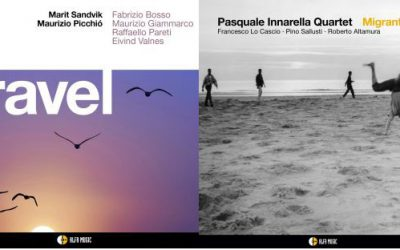 """Il jazz come viaggio: i  """"Migrantes"""" di Innarella Il jazz come incontro: Sandvik e Picchiò"""