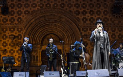 Fotoreportage Adriano Bellucci:Jazz italiano per le terre del sisma- Part 2