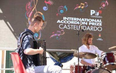 Il Premio Internazionale a Castelfidardo: quando la fisarmonica la fa da padrona