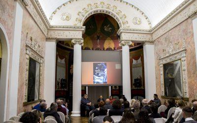 Presentazione speciale per Gente di Jazz, con l'autore Gerlando Gatto, a Napoli il 24 ottobre. L'eleganza della musica jazz sposa la magnificenza architettonica di Palazzo San Teodoro