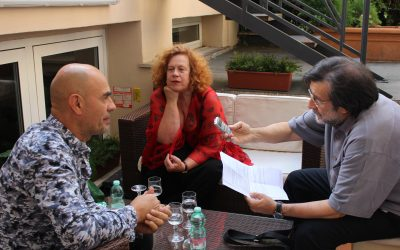 Parlano Sarah Jane Morris e Antonio Forcione