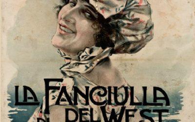 """L'America di Puccini ne """"La Fanciulla del West"""""""