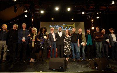 Attribuiti a Parigi i premi de l' Académie du Jazz