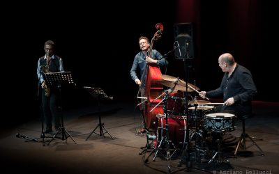 Fly Trio, Turner – Grenadier – Ballard all' Auditorium Parco della Musica