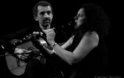 Anat Cohen e Marcello Gonçalves in dieci scatti