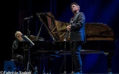Dave Douglas e Uri Caine all' Auditorium Parco della Musica: 16 scatti di Fabrizio Sodani