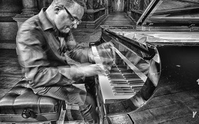 Nelle immagini di Pino Ninfa lo spirito del jazz