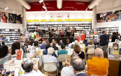 """Gerlando Gatto e """"L'altra metà del Jazz"""" alla Feltrinelli di Roma via Appia"""