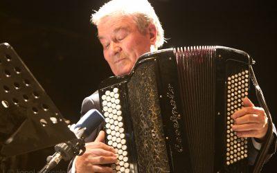Addio a Marcel Azzola il fisarmonicista degli Chansonniers