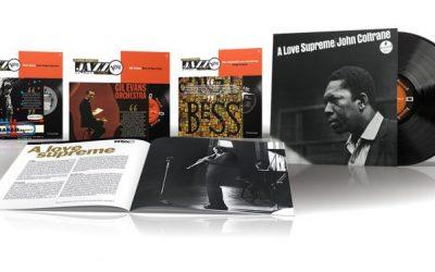 I capolavori del jazz Verve rivivono in una collana di vinili 33 giri