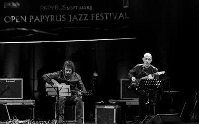 OPEN PAPYRUS JAZZ FESTIVAL IVREA