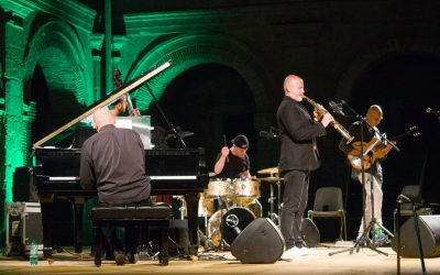 Adam Pieronczyk Quintet al Civitafestival 31 edizione