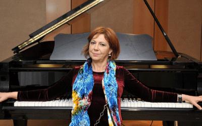 Per Rita Marcotulli un'altra onorificenza questa volta di carattere internazionale