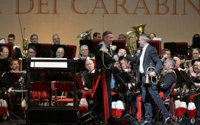 Paolo Fresu e Massimo Martinelli: doppia intervista, dal Teatro dell'Opera di Roma, al grande trombettista sardo e al Direttore della Banda dei Carabinieri