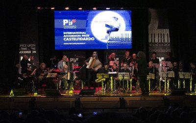 Il Premio Internazionale a Castelfidardo: cresce ovunque l'interesse per la fisarmonica jazz